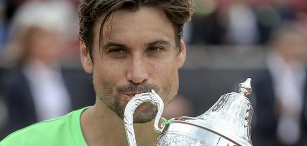 Ferrer vuelve a ganar un torneo dos años después