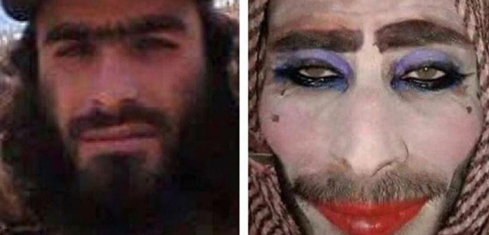 Maquillarse y vestirse de mujer: la curiosa forma para huir de Mosul