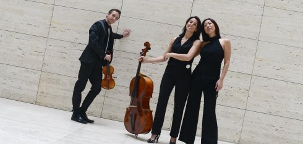 Las tres 'voces' de Mozart