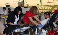 Salud espera alcanzar 4.600 donaciones de sangre en verano en Almería