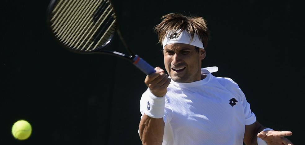 El amor al tenis de David Ferrer