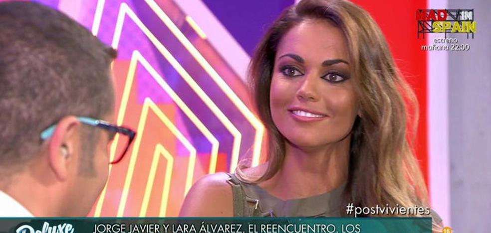 Lara Álvarez confiesa cuál fue el concursante de 'Supervivientes' que más la atraía