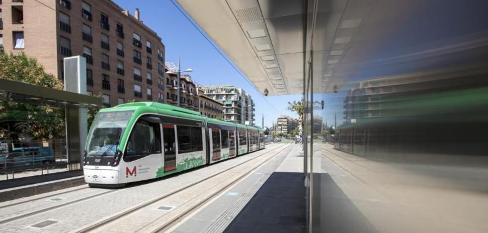 El metro de Granada, a un 5% de abrir sus puertas