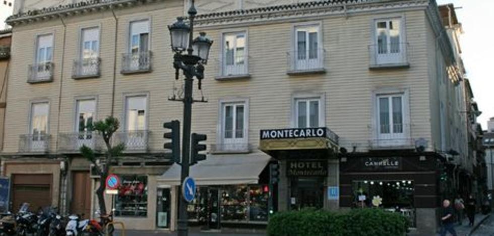 Luz verde a la demolición del Hotel Montercarlo, el edificio donde residió García Lorca