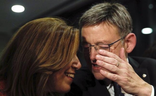 Los barones del PSOE recobran oxígeno
