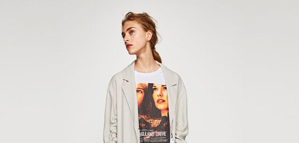 La última camiseta de Zara que encantará a los amantes del cine