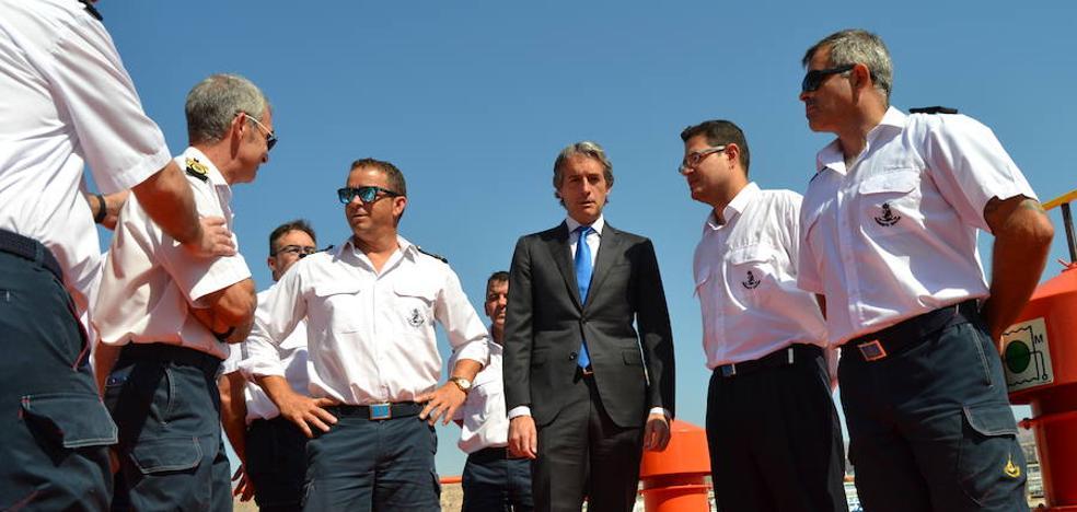 Almería acoge cinco de cada diez rescates de personas en pateras