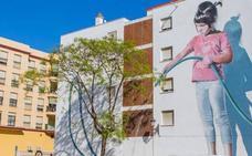La ciudad andaluza que ha convertido sus fachadas en obras de arte