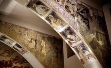 Aragón pide que la Policía entre en el Museo de Lérida para recuperar los 'bienes de Sijena'