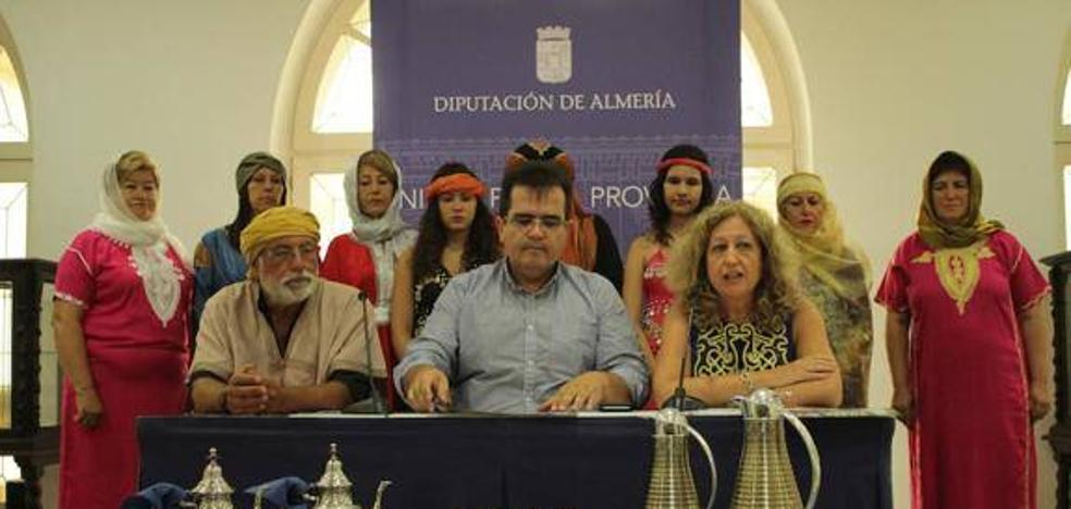 Llega la XI Velada Andalusí de Santa Fe de Mondújar