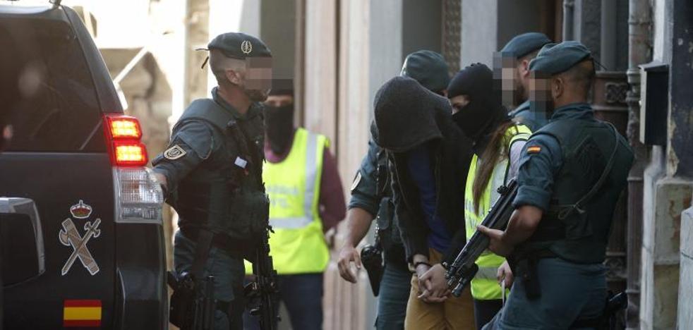 Detenido en Vizcaya por difundir por internet la ideología del Daesh