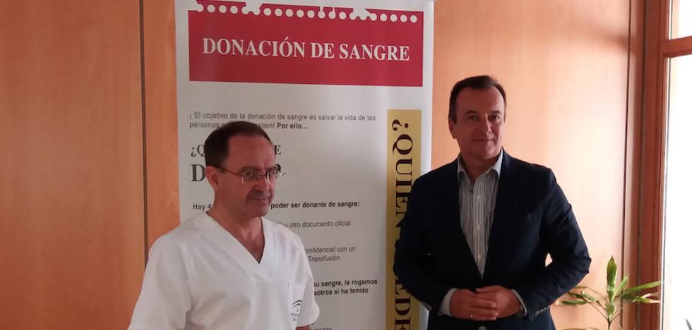 El Centro de Transfusiones de Granada lanza un S.O.S