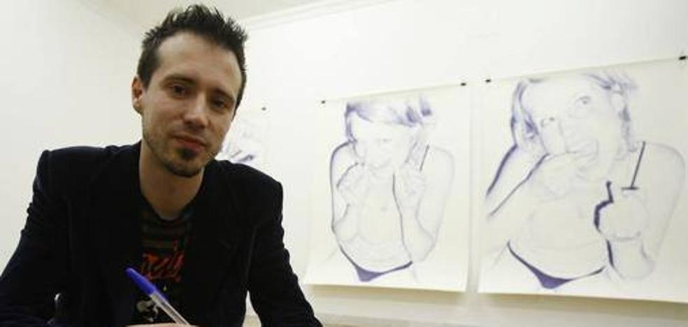 Más de 2.100 personas han visitado 'Jomsuitjom', la exposición del pintor Juan Francisco Casas en La Carolina