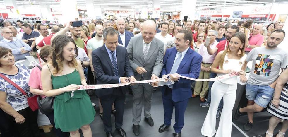 MediaMarkt abre en el Nevada su tienda más ambiciosa para sus clientes