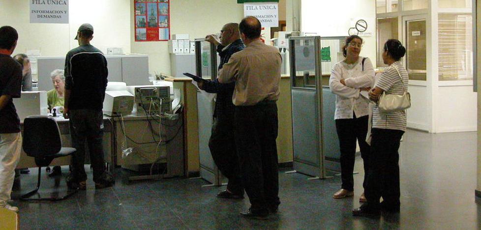 Sube el paro en Almería hasta alcanzar los 79.500 desempleados