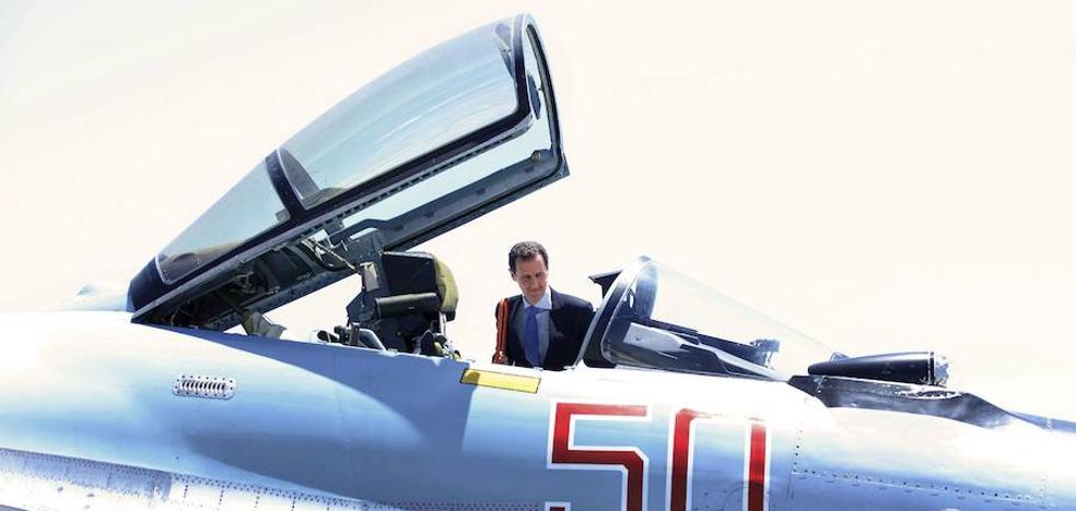 Putin promulga la ley que permitirá a Rusia mantener su base en Siria 50 años