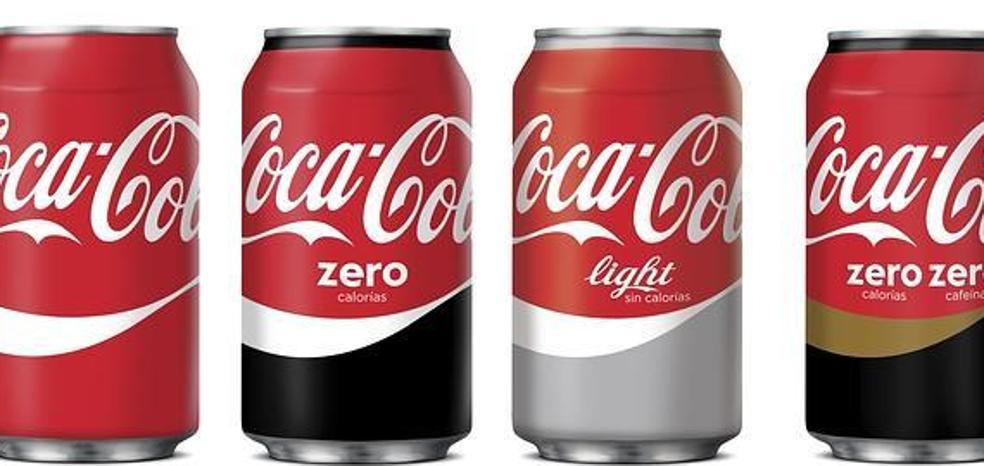 """Coca-Cola sustituye su versión """"zero"""" por una nueva receta"""