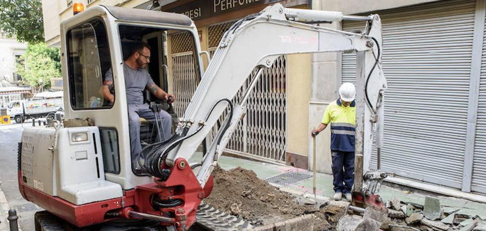 Jornada intensiva para 7.500 trabajadores de la construcción