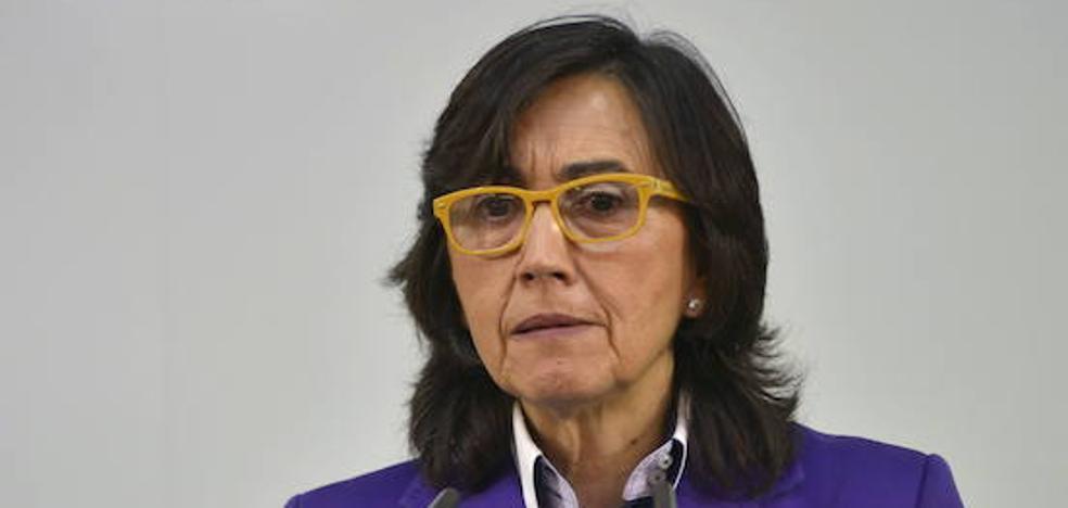 Rosa Aguilar anuncia que se reunirá con el alcalde en septiembre para abordar la Ciudad de la Justicia