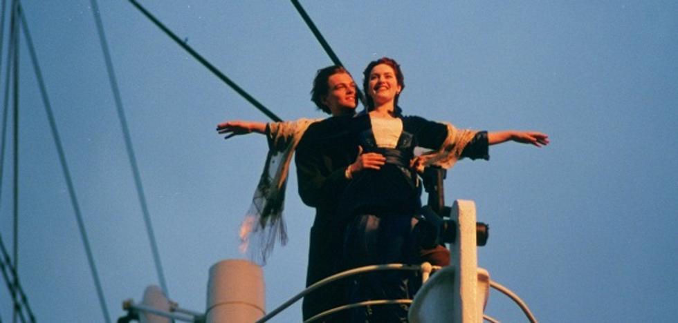 """El sorprendente reencuentro de 'Titanic' 20 años después para """"salvar icebergs"""""""