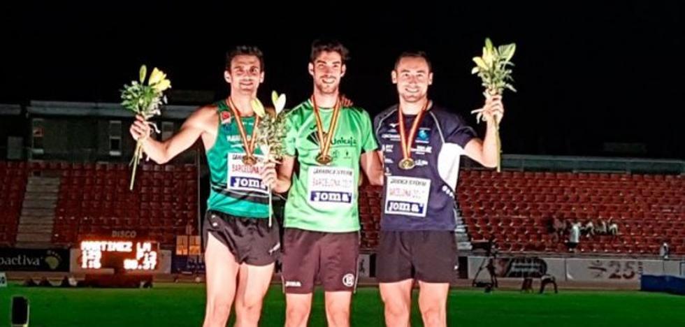 Broche de oro a la temporada del Unicaja Atletismo