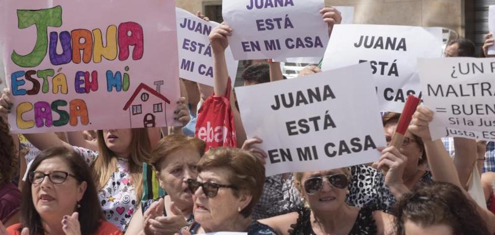 El Juzgado deniega la detención de Juana Rivas