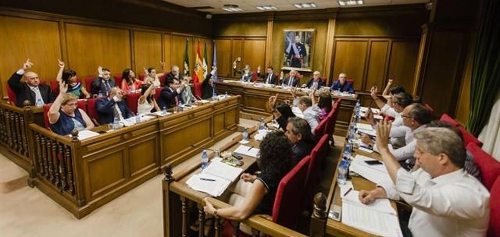 Aprobada en pleno la supresión del IEA y su integración en el área de Cultura de la Diputación