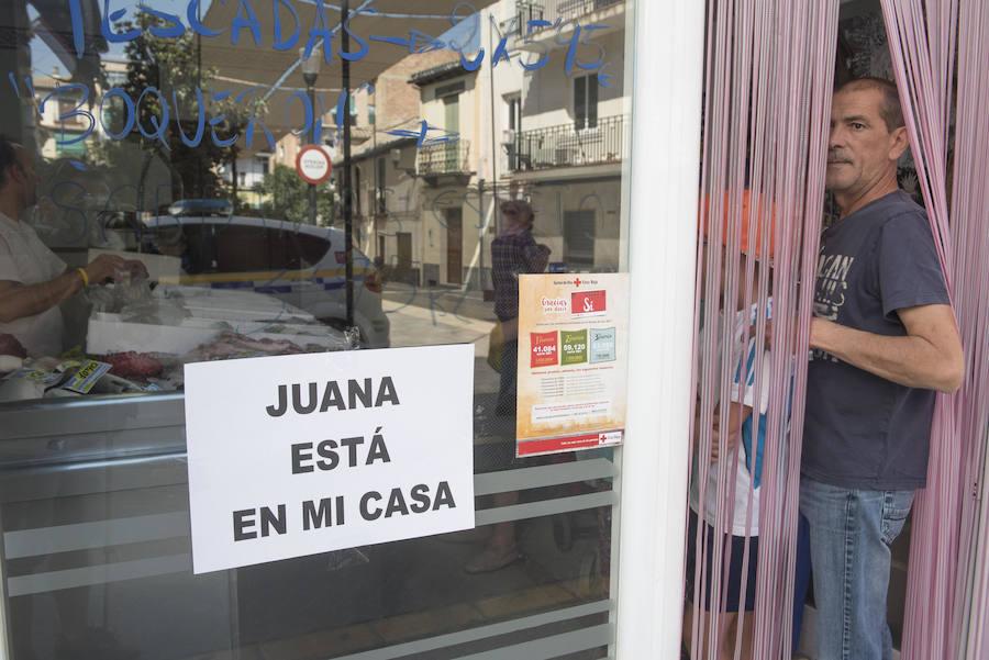 Juana rivas y su expareja deber n encontrarse en el for Juzgado de guadix