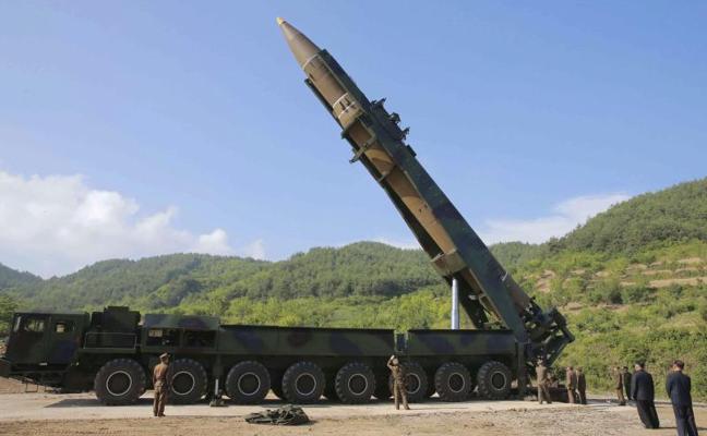 Corea del Norte reitera que «todo el territorio» de EE UU está al alcance de sus misiles