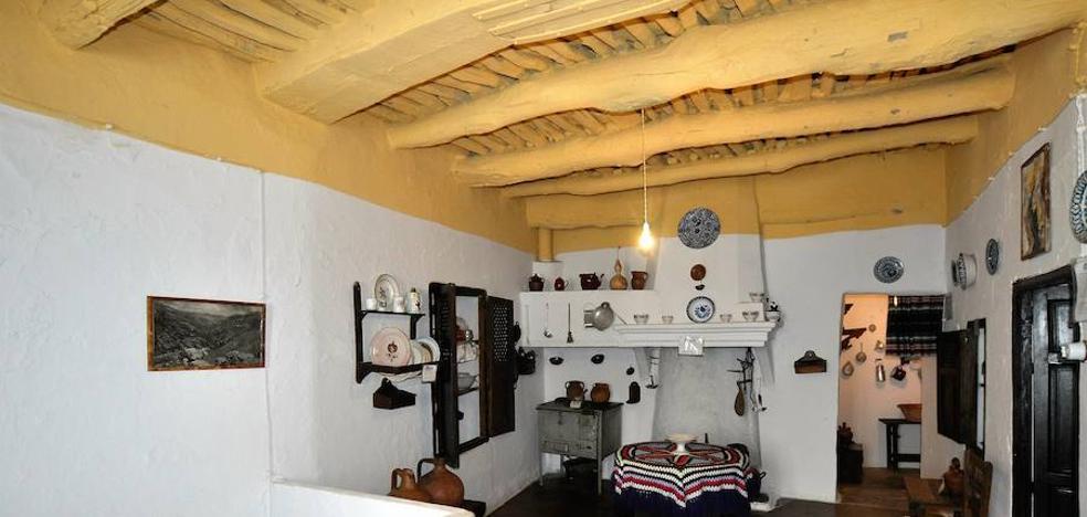 El Museo de la Casa Alpujarreña se convierte en uno de los principales atractivos turísticos de Bubión