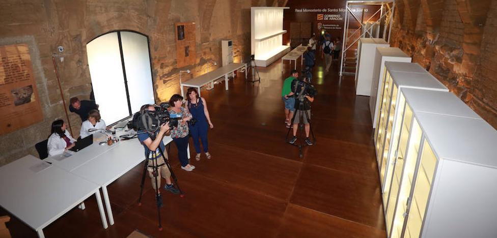Aragón pide a la juez que habilite agosto para recuperar los 'bienes de Sijena'
