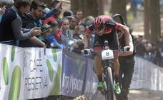 La mala fortuna deja sin premio a David Valero en el Europeo
