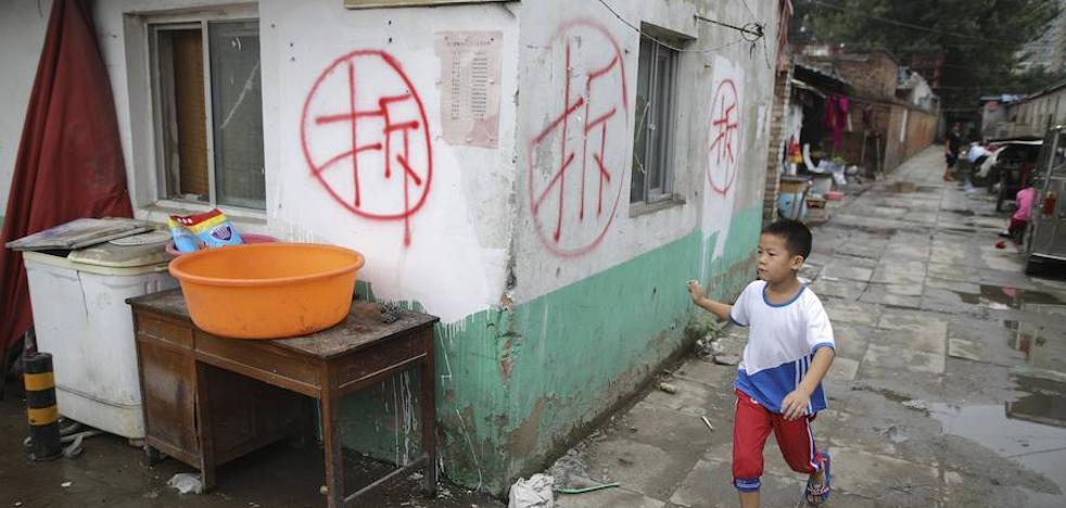 Un niño chino se alimenta 24 días de carne de serpiente