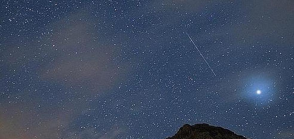 Llega la lluvia de estrellas de las Perseidas. ¿Dónde verlas en Granada?