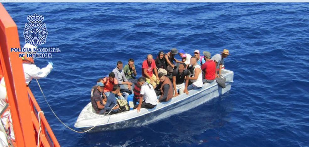 Introducían en España a inmigrantes argelinos previo pago de 250 a 600 euros