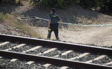 Las cámaras de la estación de Pizarra grabaron a la pequeña Lucía andando sola por las vías