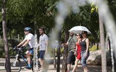 Aviso naranja en Jaén por máximas de hasta 40º