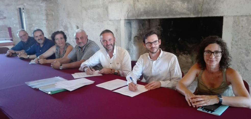 Adjudicado el contrato de estudios previos para redactar el proyecto del Patio del Castillo de Vélez-Blanco