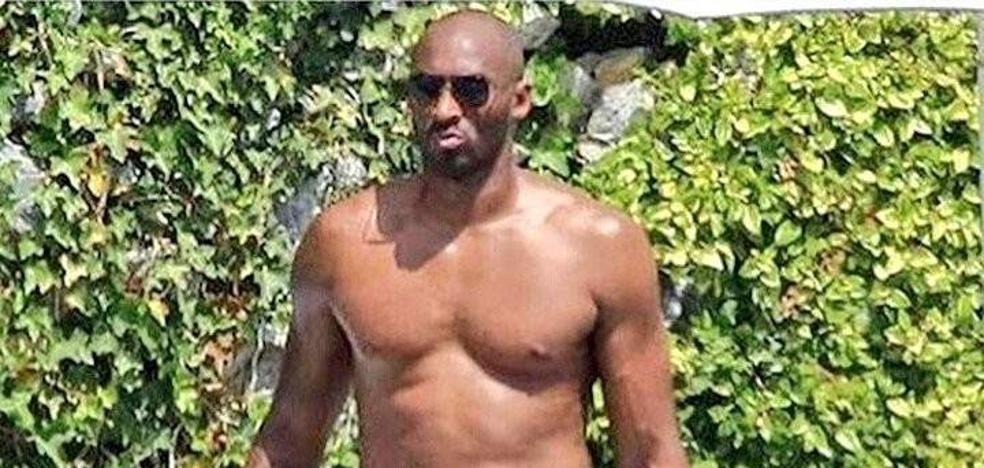 Las críticas por su cambio físico enfadan a Kobe Bryant