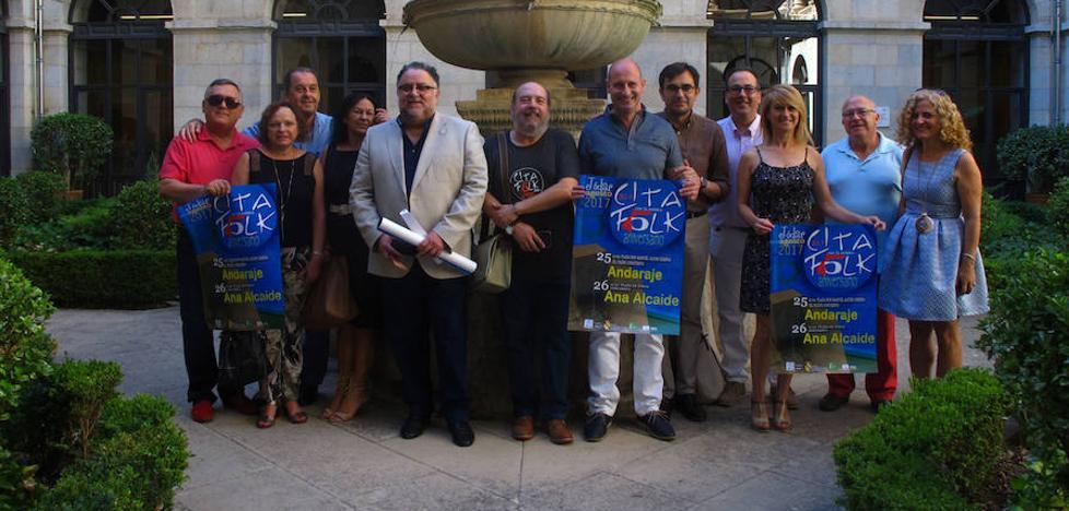 Andaraje regresa a la Cita con la Música Folk de Jódar