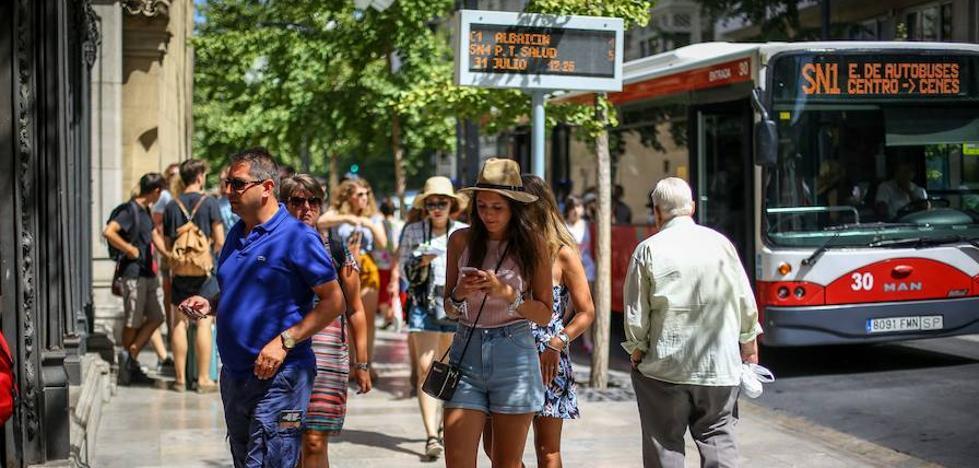 Granada, en riesgo naranja por altas temperaturas