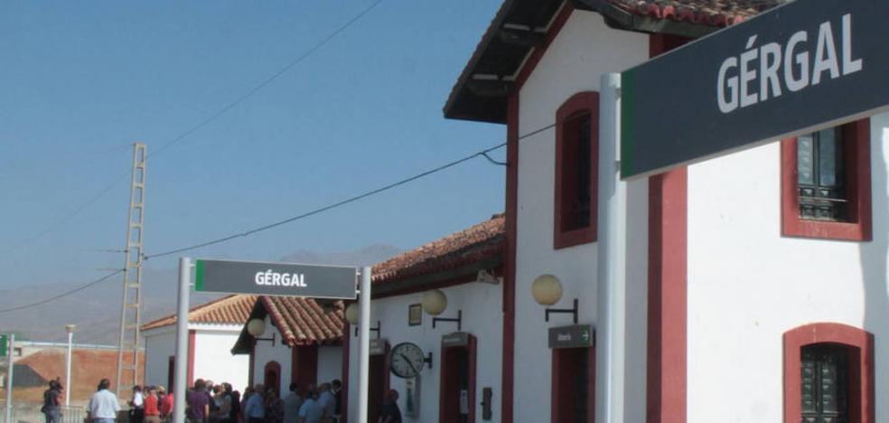 Adif invertirá 16.000 euros en mejorar la estación de Gérgal