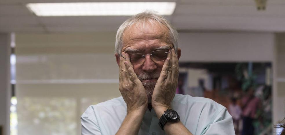 """La Fundación Vicente Ferrer: """"Es como si nos hubieran quitado parte de nuestra energía"""""""