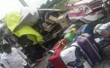 Un granadino, entre los fallecidos en un accidente de tráfico en India