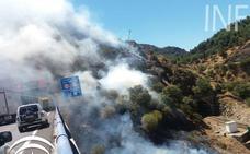 Controlado el incendio forestal en Despeñaperros