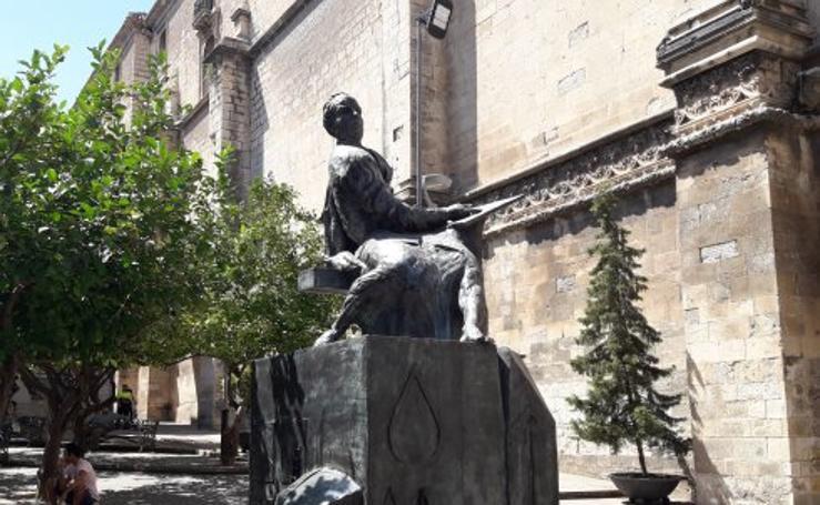 El arte de las esculturas urbanas