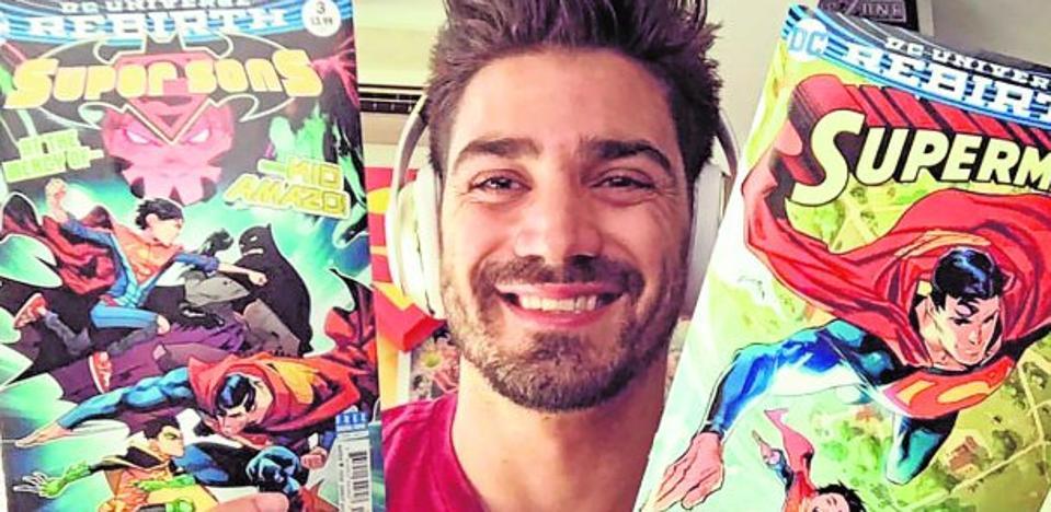 «Me hace ilusión que los cómics que hago para EE UU lleguen a España»