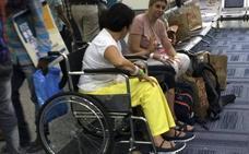 Seis heridos en el accidente de la India llegan a Málaga: «Hemos vivido una tragedia»