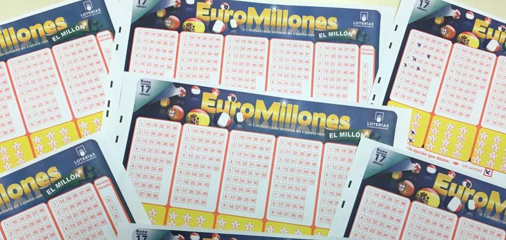 En paradero desconocido el ganador de 57 'kilos' en el Euromillón