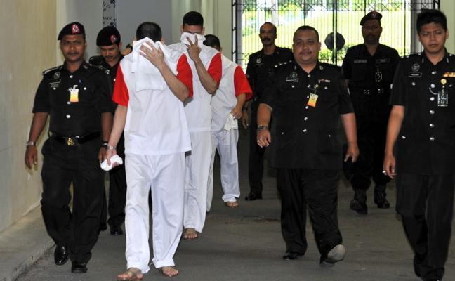 Malasia da el primer paso para la retirada de la pena de muerte en casos de tráfico de drogas